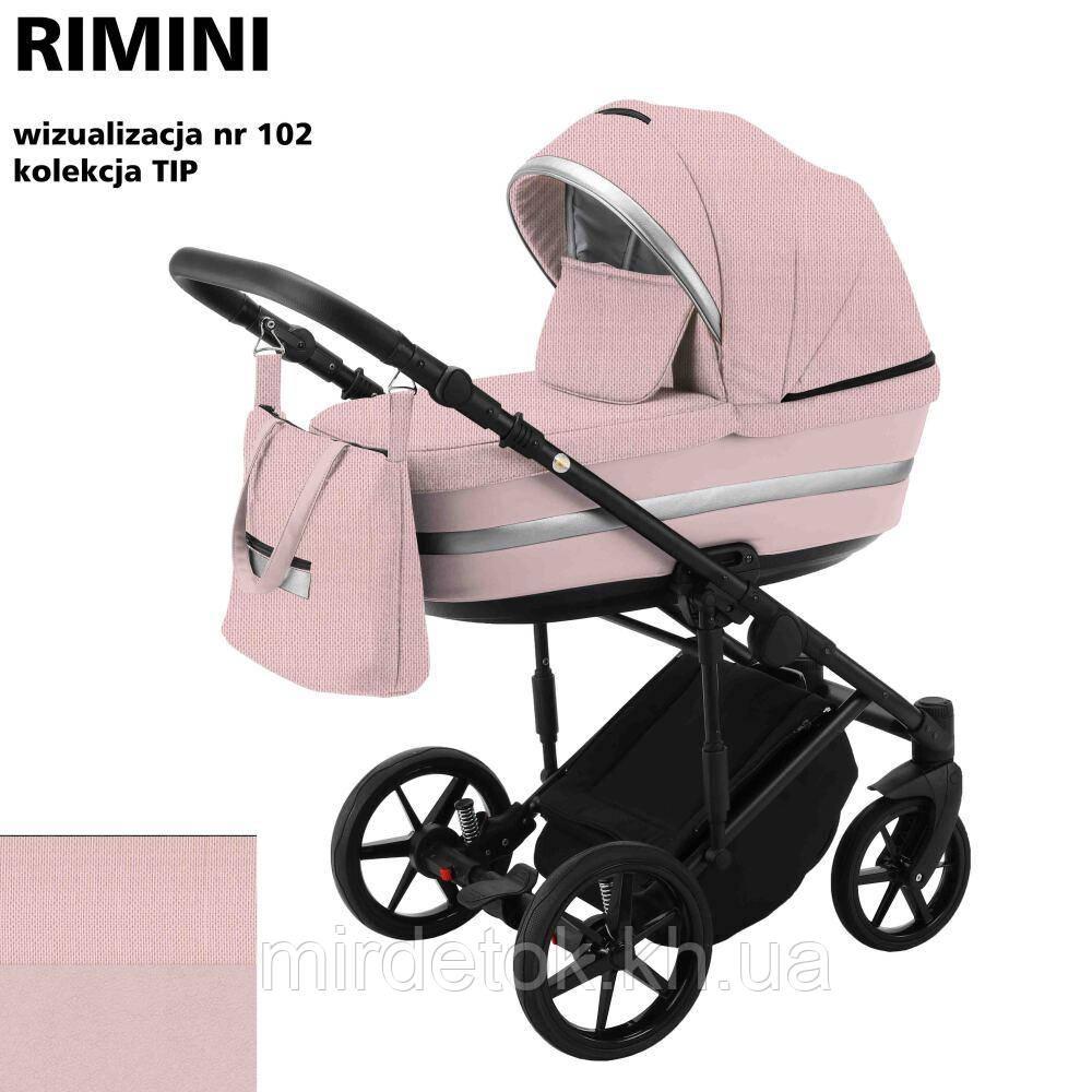 Коляска 2 в 1 Adamex Rimini Tip RI-102