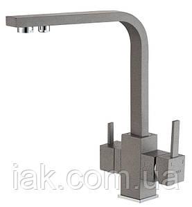 Змішувач для кухні під осмос Globus Lux GLLR-0111-2-ARENA