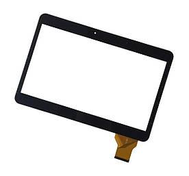 "Сенсор (Тачскрин) для планшета 10.1"" Assistant AP-115G Freedom 50pin (255х146mm) (Белый) Оригинал Китай"