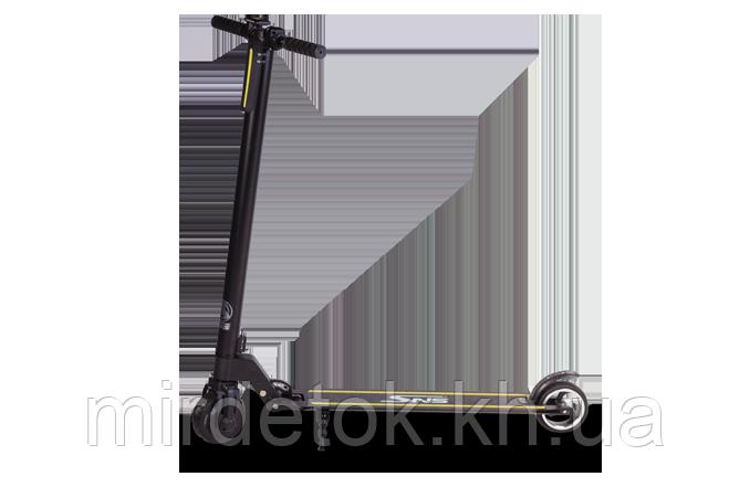 Електросамокат SNS Aluminium - 5,5 дюймів Black (Чорний)