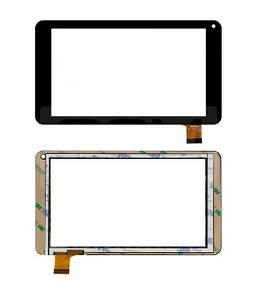 Сенсор для планшета Assistant AP-712B Fun | AP-712BF | AP-719B Fun | AP-721N (186 х104 мм) Черный