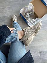 """Кросівки Adidas Ozweego Beige """"Бежеві"""", фото 2"""