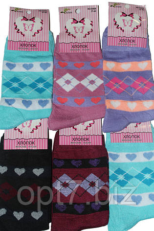 Носки женские хлопок 37-42 «Алия», фото 2