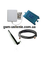 Комплект D-27. Комплект для усиления мобильной связи 1800 МГц.