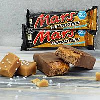 Протеиновый батончик Mars hi protein Salted Caramel 59 г