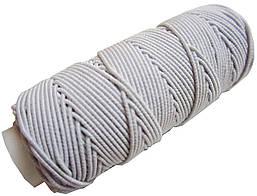 Нитка-резинка (спандекс-нитка) Белая