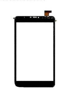 Сенсор для планшета Assistant AP-875 3G (211*119) с вырезом под динамик (Черный) Оригинал Китай