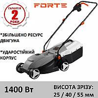 Газонокосилка электрическая Forte FEM-1400M