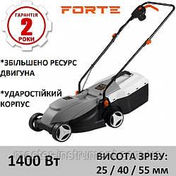 Газонокосарка електрична Forte FEM-1400M