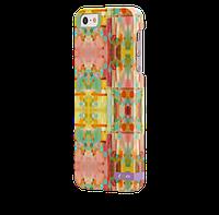 Чехол-накладка для iPhone 4/4s Акварельные блики