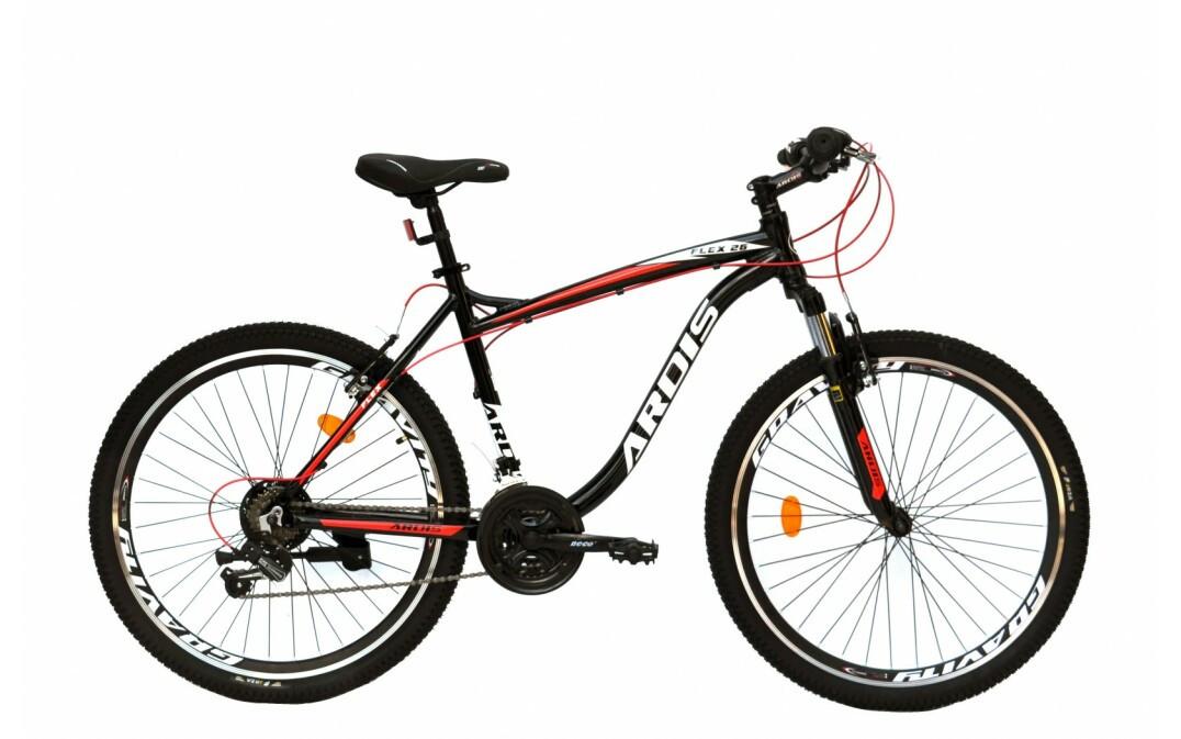 """Велосипед 26 MTB AL ARDIS """"FLEX"""" алюминий , дисковые тормоза, 21 скорость"""