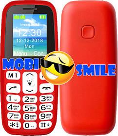 Мобильный телефон Verico Classic A183 Red Гарантия 12 месяцев