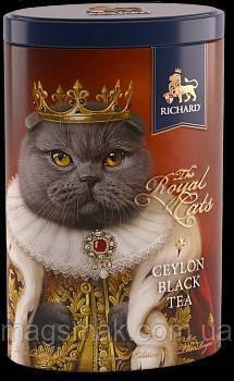 """Коробка Richard """"Royal Cats"""", з/б, без чаю"""