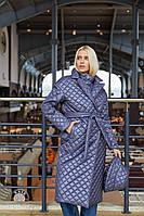 Стильне жіноче пальто в 5 кольорах ПВ-252