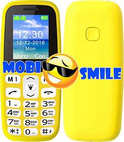 Мобильный телефон Verico Classic A183 Yellow Гарантия 12 месяцев