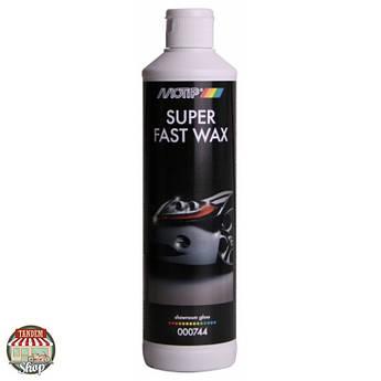 Воск для быстрого нанесения Motip Black Line Super Fast Wax, 500 мл