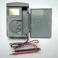 Мультиметр цифровий SUNWA PM-11 (500В, 200мА, 20МОм, тест діодів, звукова продзвонювання)