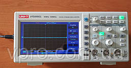Двухканальный цифровой осциллограф UNI-T UTD2052CL (UTDM12052CL)