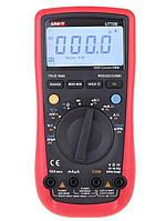 Цифровой автомобильный мультиметр UNI-T UT109 (UTM 1109)