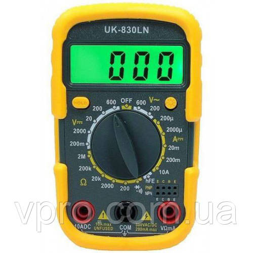 Цифровой мультиметр  Condevo UK-830LN