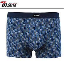 Трусы мужские боксеры стрейчевые х/б Indena underwear 95029, (в упаковке разные размеры)хлопок, 30030548