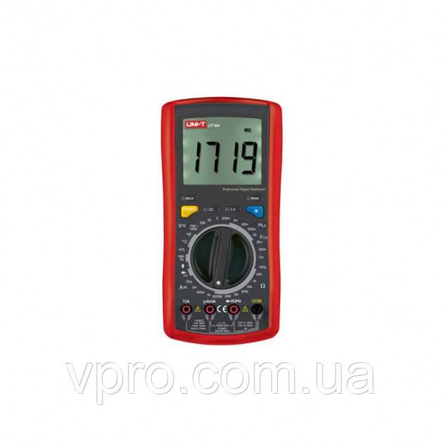 Цифровой мультиметр UNI-T UT70A (UTM 170A)