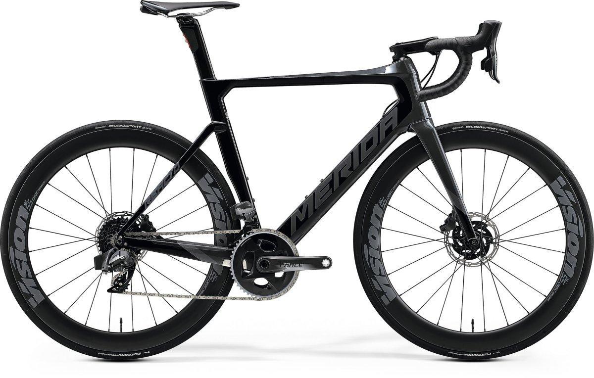 Велосипед Merida REACTO TRACK 500