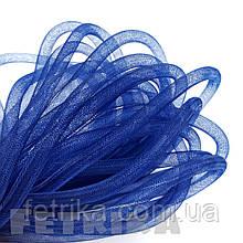Трубчатый регилин 8 мм синий