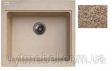 Мийка Vesta 5852 граніт матова карамель (Platinum)