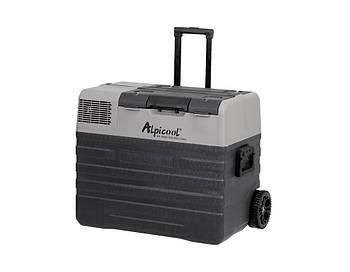 Компрессорный автохолодильник Alpicool NX52. Режим работы +20℃ до -20℃ 12/24/220V