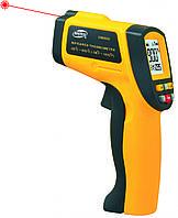 Пірометр Benetech GM900 (SRG 900) -50~950℃ ( 12:1 ) у Кейсі! Ціна з ПДВ +20%, фото 1