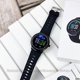 Смарт часы наручные Modfit C21 All Black черные / смарт часы модфит
