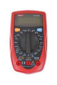 Цифровой мультиметр UNI-T UT33D (UTM 133D)