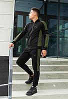 Мужской спортивный костюм Puma Пума,Весенний спортивный костюм Puma Пума,спортивний костюм чоловічий Puma Пума