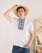 """Вышивка на футболках для мужчин """"Звездное сияние"""", фото 2"""