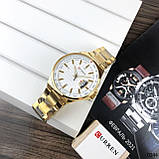 Curren 8375 Gold-White, фото 6