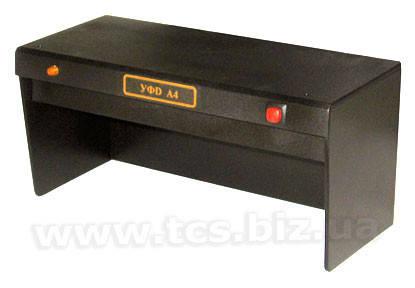 УФД A4 Ультрафиолетовый детектор валют, фото 2