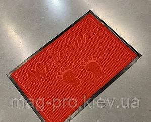 Решіток килимок 60*90 Караван (Karavan) Червоний