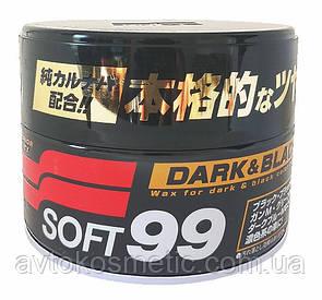 SOFT 99 Dark and Black Wax оригинал