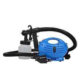 Краскораспылитель электрический Paint Zoom   Краскопульт бытовой  Пульверизатор для краски