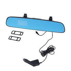 Автомобільний відеореєстратор DVR-138, дзеркало заднього виду зі вбудованим монітором для авто