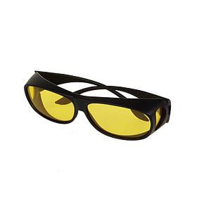 Окуляри Антивідблисків для водіїв в чохлі, окуляри антифари