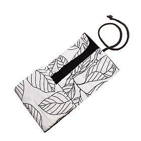Тканинний пенал органайзер для зберігання олівців, фломастерів, ручок, кистей на зав'язках на 78 предметів