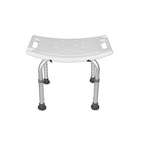 Табурет для ванны, стул для проведения гигиенических процедур с телескопическими ножками