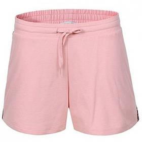 Рожеві жіночі трикотажні шорти