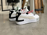 Женские кроссовки Puma Cali Mix Пума Кали Микс белые с черным, фото 9