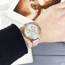 Женские часы Guardo B01340(1)-2 Pink-Silver-Whute, фото 3