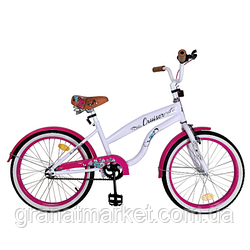 Велосипед Tilly Cruiser 20 T-22034 Pink