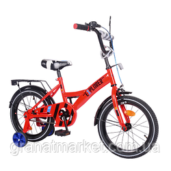 Велосипед Tilly Explorer 16 T-216114 Red