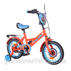 Велосипед Tilly Vroom 14 T-214212/1 Red/Blue